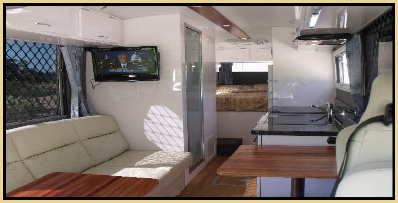Motorhome Conversions And Fitouts Gold Coast Freedom