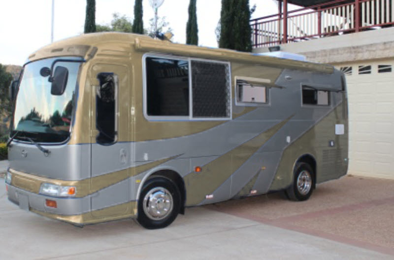 motorhome conversions and fitouts gold coast